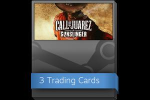 Call Of Juarez Gunslinger Booster Pack