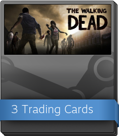 The Walking Dead Booster Pack