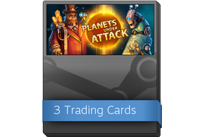 Planets Under Attack Booster Pack