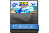 Sonic & All-Stars Racing Transformed Booster Pack