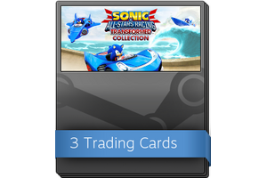 Sonic All Stars Racing Transformed Booster Pack