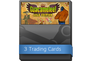 Guacamelee Gold Edition Booster Pack