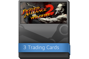 Jagged Alliance 2 Wildfire Booster Pack