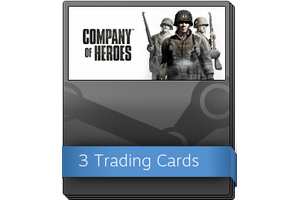Company Of Heroes New Steam Version Booster Pack
