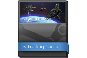 Stardrive Booster Pack