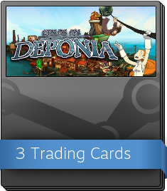 Chaos on Deponia Booster Pack