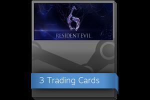 Resident Evil 6 Biohazard 6 Booster Pack
