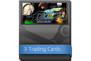 The King Of Fighters Xiii Steam Edition Booster Pack