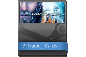 Lost Planet 3 Booster Pack