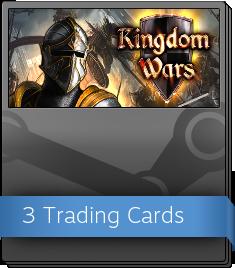 Kingdom Wars Booster Pack