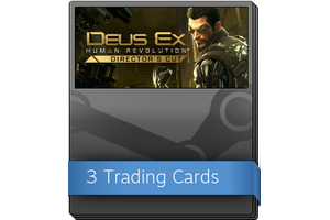 Deus Ex Human Revolution Director S Cut Booster Pack