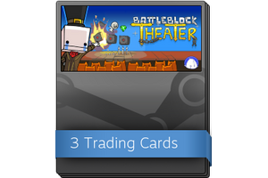 Battleblock Theater Booster Pack
