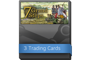 7 Grand Steps Step 1 What Ancients Begat Booster Pack