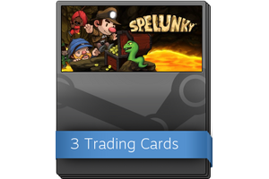 Spelunky Booster Pack