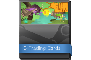 Gun Monkeys Booster Pack