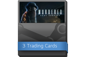 Murdered Soul Suspect Trade Booster Pack