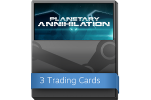 Planetary Annihilation Booster Pack