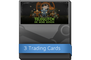 Teleglitch Die More Edition Booster Pack