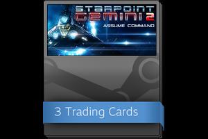 Starpoint Gemini 2 Booster Pack