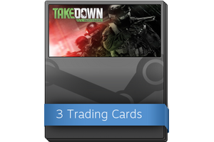 Takedown Red Sabre Booster Pack