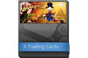 Ducktales Remastered Booster Pack