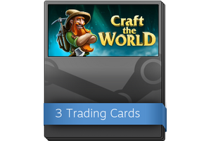 Craft The World Booster Pack