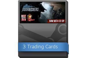 Door Kickers Booster Pack