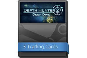 Depth Hunter 2 Deep Dive Booster Pack