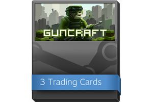 Guncraft Booster Pack