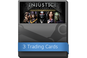 Injustice Gods Among Us Ultimate Edition Booster Pack