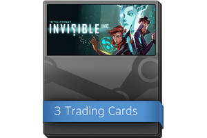 Invisible Inc Booster Pack
