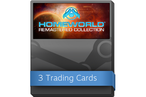 Homeworld Remastered Collection Booster Pack