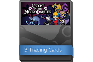 Crypt Of The Necrodancer Booster Pack