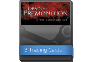 Deadly Premonition The Director S Cut Booster Pack