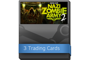 Sniper Elite Nazi Zombie Army 2 Booster Pack