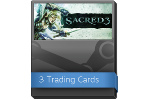 Sacred 3 Booster Pack