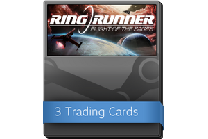 Ring Runner Flight Of The Sages Booster Pack