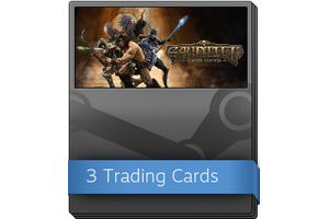 Gauntlet Trade Booster Pack