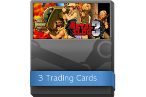 Metal Slug 3 Booster Pack