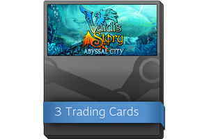 Valdis Story Abyssal City Booster Pack