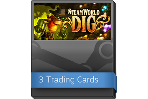 Steamworld Dig Booster Pack