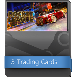 Rocket League Booster Pack