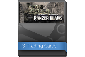 World War Ii Panzer Claws Booster Pack
