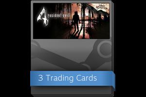 Resident Evil 4 Biohazard 4 Booster Pack