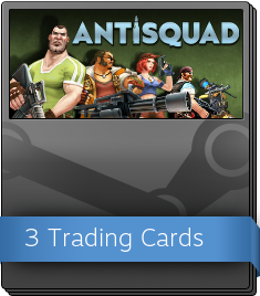 Antisquad Booster Pack