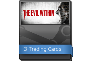 The Evil Within Booster Pack