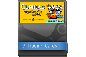Cuphead Booster Pack