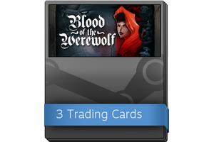 Blood Of The Werewolf Booster Pack