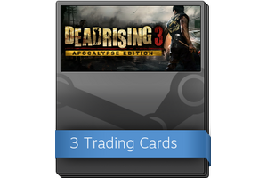 Dead Rising 3 Booster Pack
