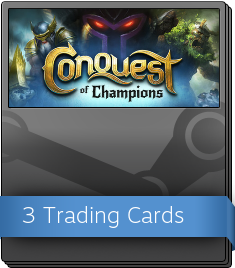 Conquest of Champions Booster Pack